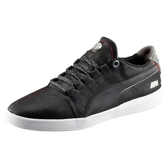 Puma BMW GRILLE SHOES black-black-dark shadow