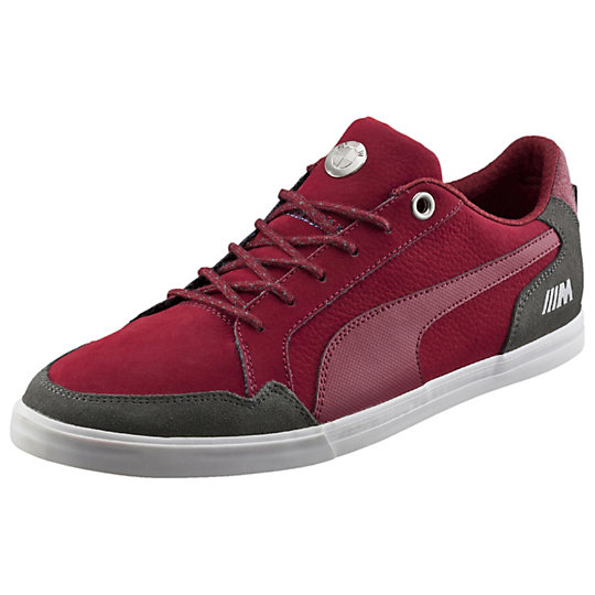 Puma BMW M VULC SHOES biking red-dark shadow