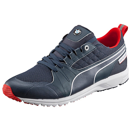 Puma BMW NIGHTCAT PITLANE SHOES bmw team blue-high risk red