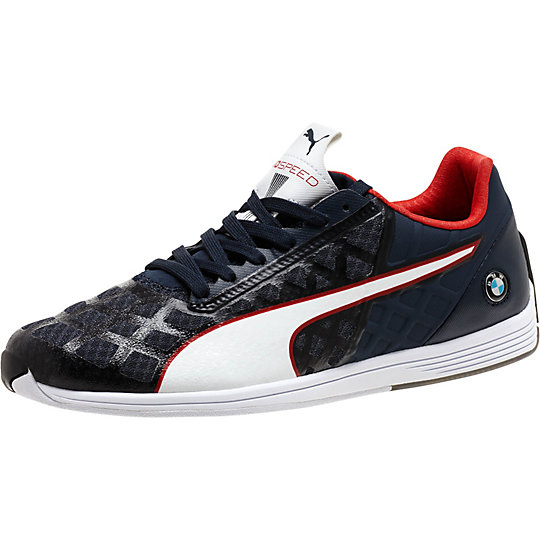 Puma BMW EVOSPEED 1.4 SHOES bmw team blue-white