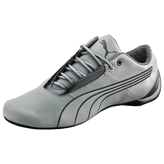 Puma FUTURE CAT S1 GRAPHIC SHOES quarry-quarry-dark shadow