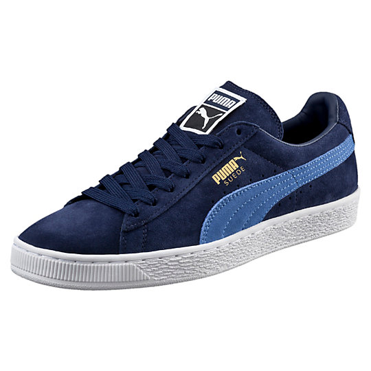 Puma SUEDE CLASSIC SNEAKERS Peacoat-Blue Yonder