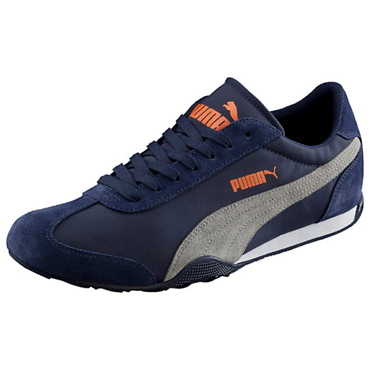 Puma 76 RUNNER FUN SNEAKERS peacoat-drizzle