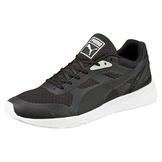 Puma 698 IGNITE SNEAKERS black-black-white