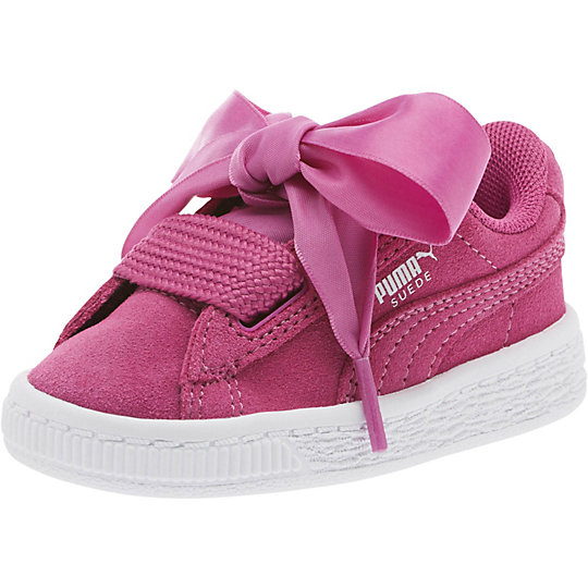 Puma Suede Heart Kids' Sneakers