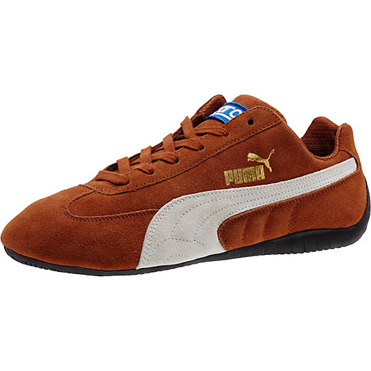 Puma SPEED CAT SHOES ginger bread-white
