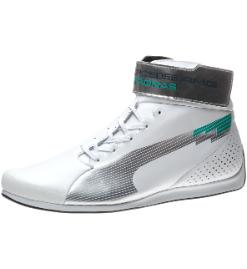 puma mercedes evospeed nm mid men 39 s shoes from puma. Black Bedroom Furniture Sets. Home Design Ideas