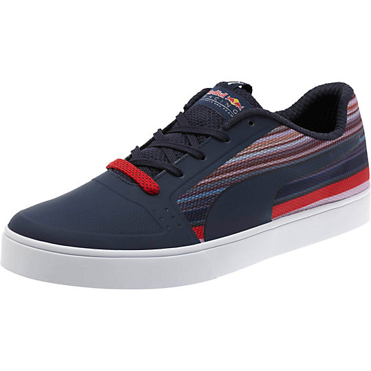 Puma Red Bull Racing Wings Vulc Men's Shoes