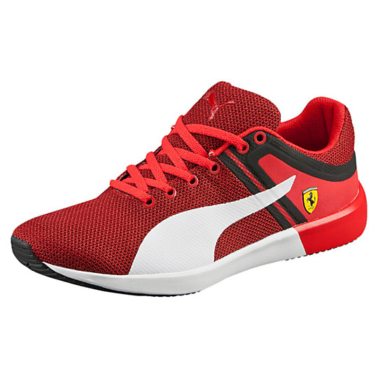 Puma Ferrari Skin Textile Men's Shoes