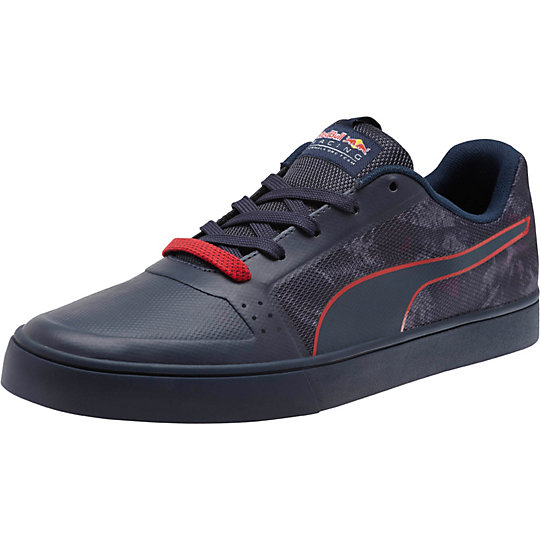 Puma Red Bull Racing Wings Vulc Team Shoes On Sale | 305935-01