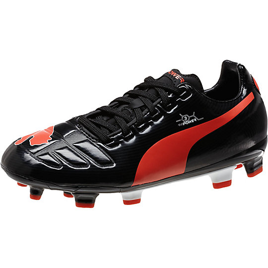 Puma evoPOWER 3 FG JR Firm Ground Soccer Cleats Shoes