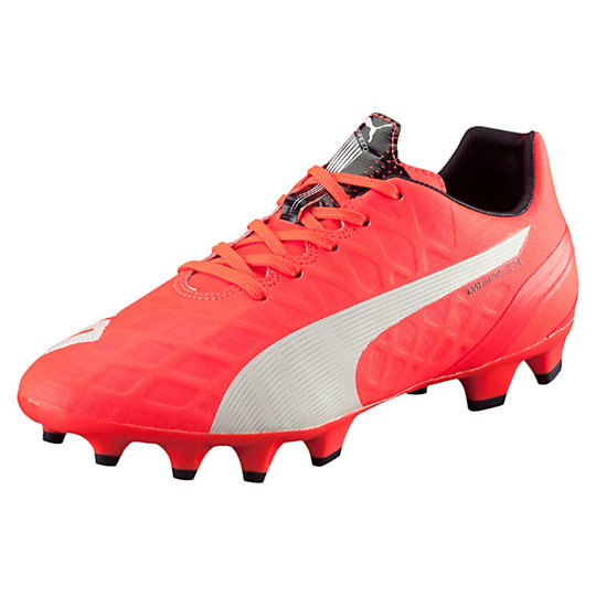 Puma evoSPEED 4.4 FG JR Firm Ground Soccer Cleats