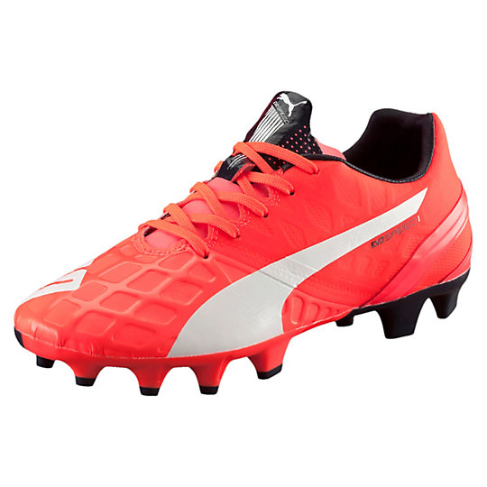 Puma evoSPEED 1.4 FG JR Firm Ground Soccer Cleats Shoes
