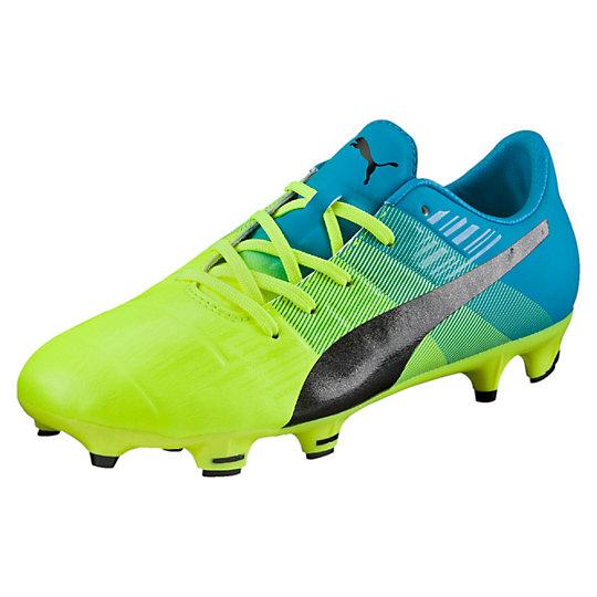 Puma evoPOWER 1.3 FG JR Soccer Cleats Shoes