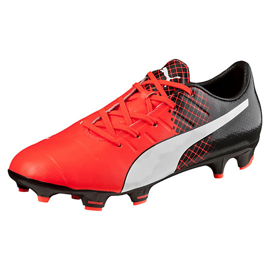 Puma evoPOWER 1.3 FG JR Soccer Cleats Shoes