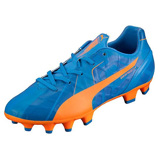Puma evoSPEED 4 H2H FG JR Firm Ground Soccer Cleats Shoes