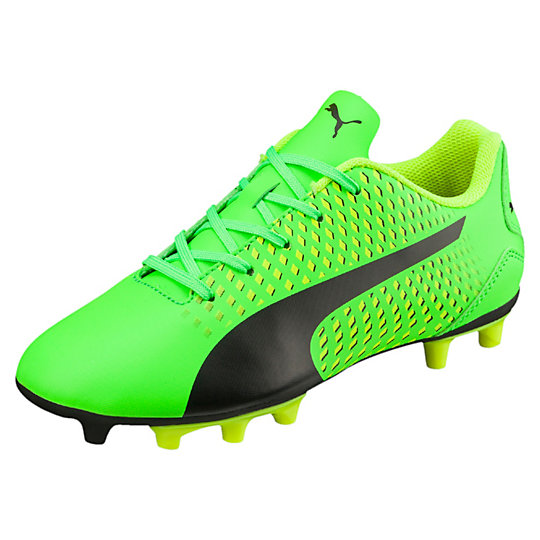 Puma Adreno 3 FG JR Firm Ground Soccer Cleats Shoes