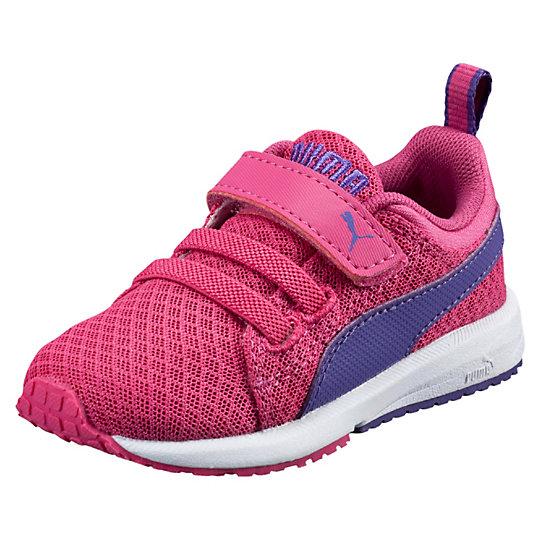 Puma Carson Runner Mesh Kids Running Shoes