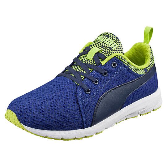 Puma Carson Runner Night Camo JR Running Shoes