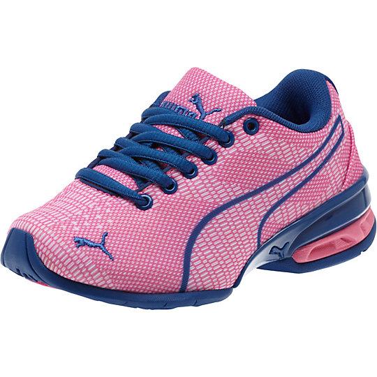 Puma Tazon 6 Woven Kids Running Shoes