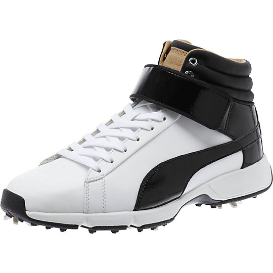 Puma TITANTOUR IGNITE Hi-Top JR Golf Shoes