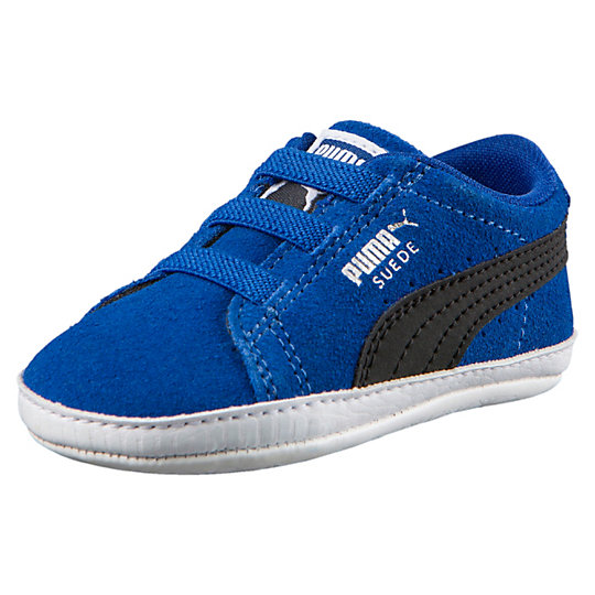 Puma Suede Crib Sneakers