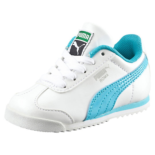Puma Roma Basic Glitter Kids Sneakers