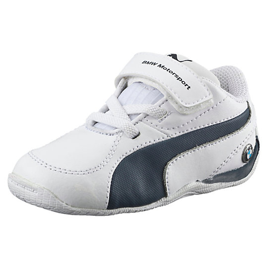 Puma BMW Drift Cat 5 L Kids Shoes