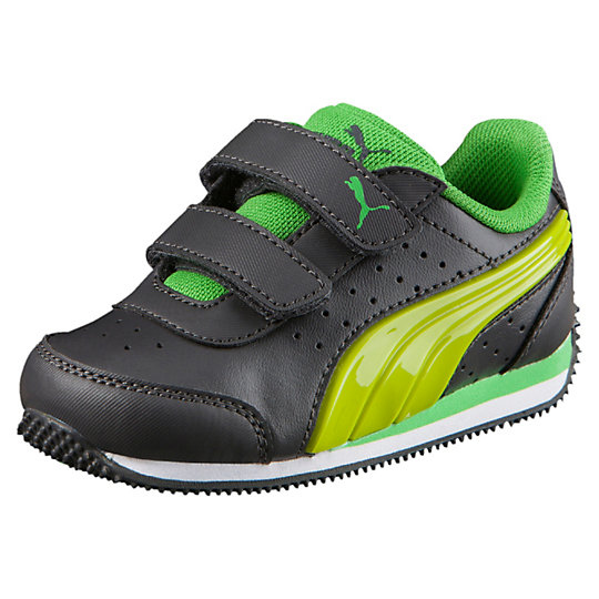Puma Speed Light-Up Power V Kids Running Shoes