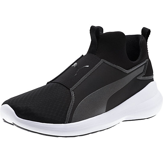 Puma Rebel Mid JR Training Shoes