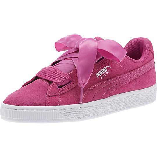Puma Suede Heart JR Sneakers
