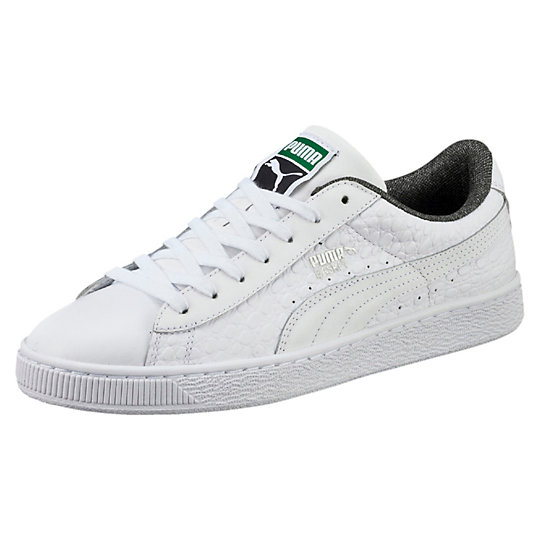 Puma Basket Classic Textured Men's Sneakers