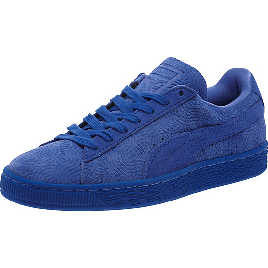 Puma Suede Classic + Colored Women's Sneakers