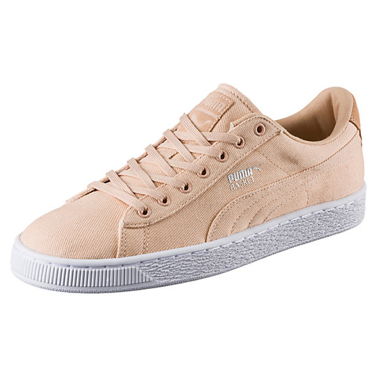 Puma Basket Classic Canvas Men's Sneakers