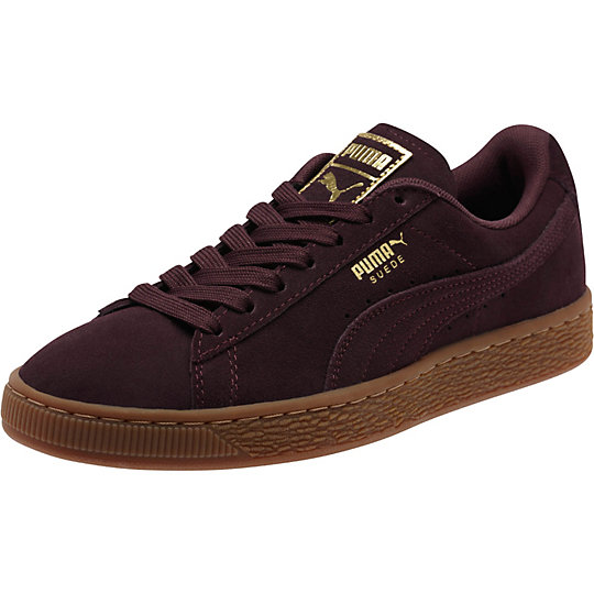 Puma Suede Classic Gold Women's Sneakers