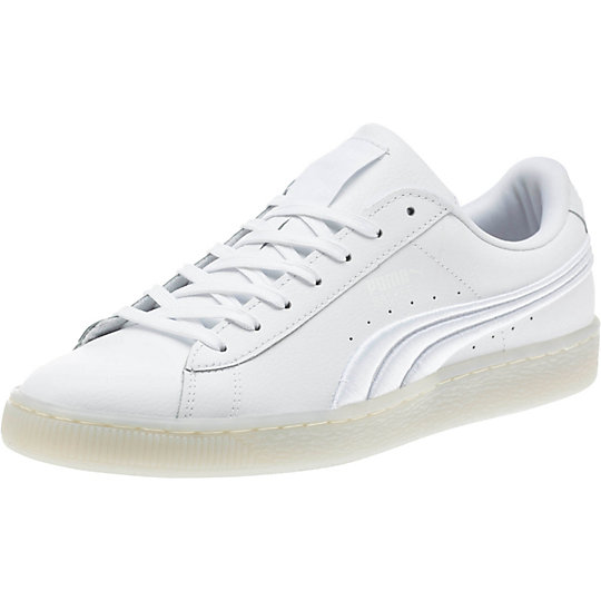 Puma Basket Classic Badge Iced Men's Sneakers