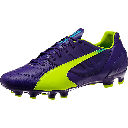 Puma evoSPEED 3.3 FG Men's Firm Ground Soccer Cleats