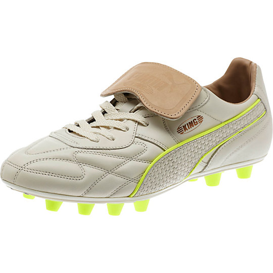 "Puma King Top ""Made in Italy"" Nat FG Men's Firm Ground Soccer Cleats"