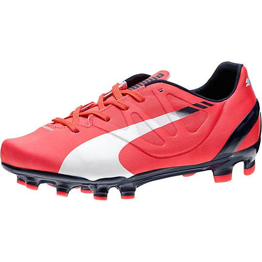 Puma evoSPEED 4.3 FG JR Firm Ground Soccer Cleats Shoes